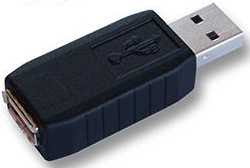 cheap spy equipment of the week - usb hardware keystroke logger
