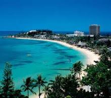 L'Anse Vata Beach