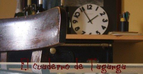 El cuaderno de Taganga