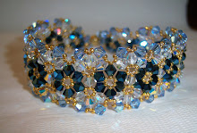 "The ""CHRISTINA"" Crystal bracelet"