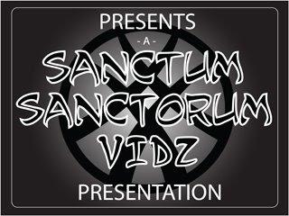 and Sanctum Sanctorum Vidz