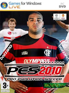 Patch Brazukas Ultimate 1.6   PES2010 download baixar torrent