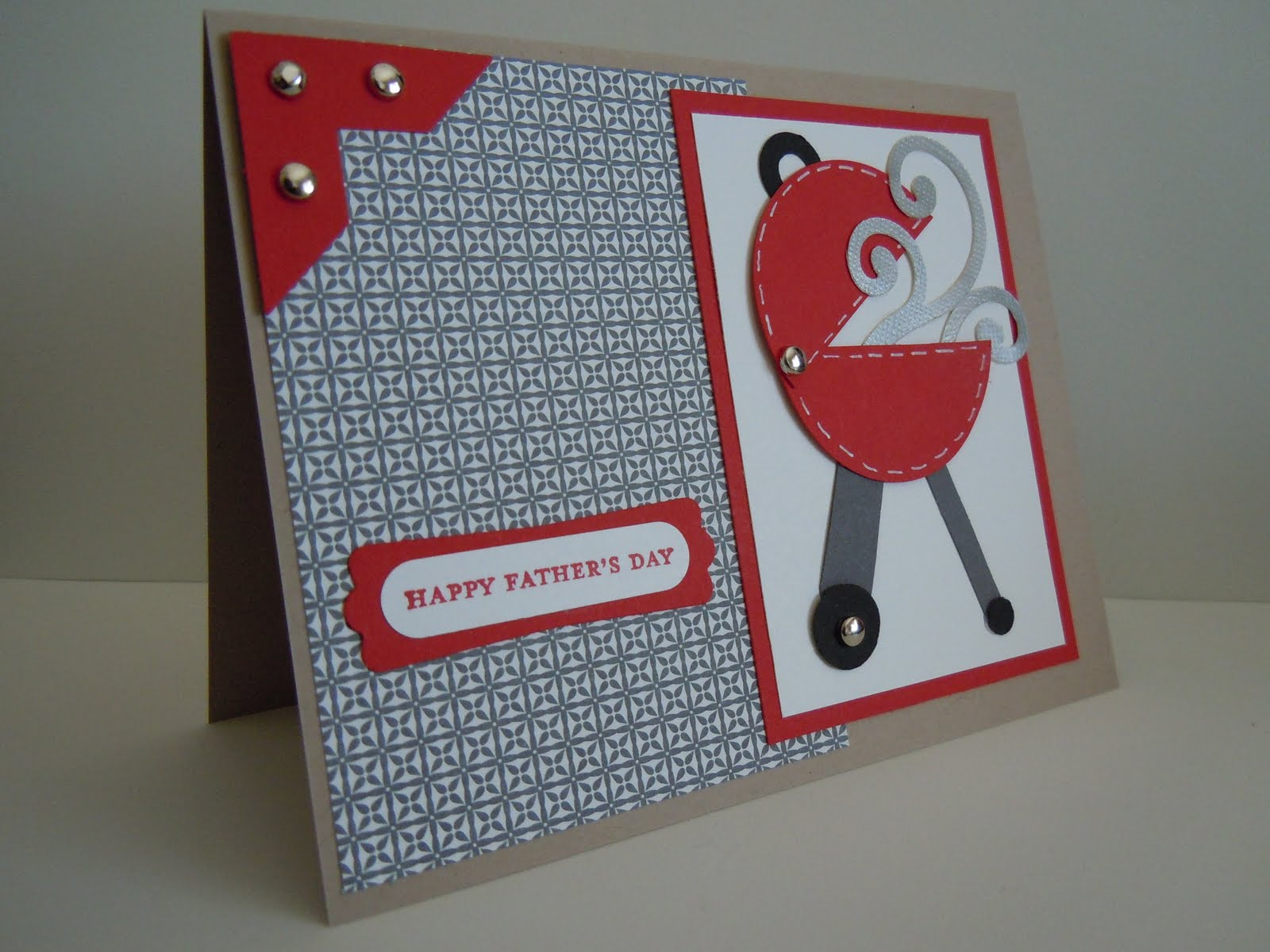 Happy Fatheru0027s Day BBQ Card ~