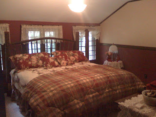 Bedroom at Wilwin Lodge