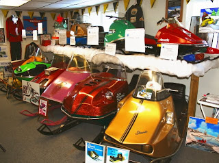 Top of the Lake Snowmobile Museum
