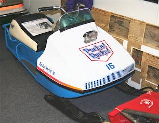 1972 Pocket Rocket