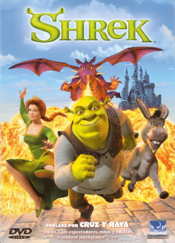 Shrek – Full HD 1080p