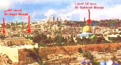 FOTO MASJID AL-AQSHA DAN QUBBAH AL-SHAKHRA