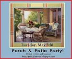 Porch & Patio Party