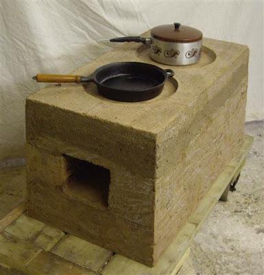 Глинобитная печь своими руками видео