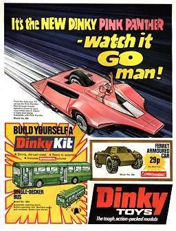 The Booberry Alarmclock The Pink Panther