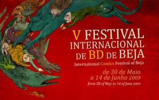 V Festival Internacional de BD de Beja