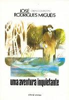 Uma Aventura Inquietante, de José Rodrigues Miguéis