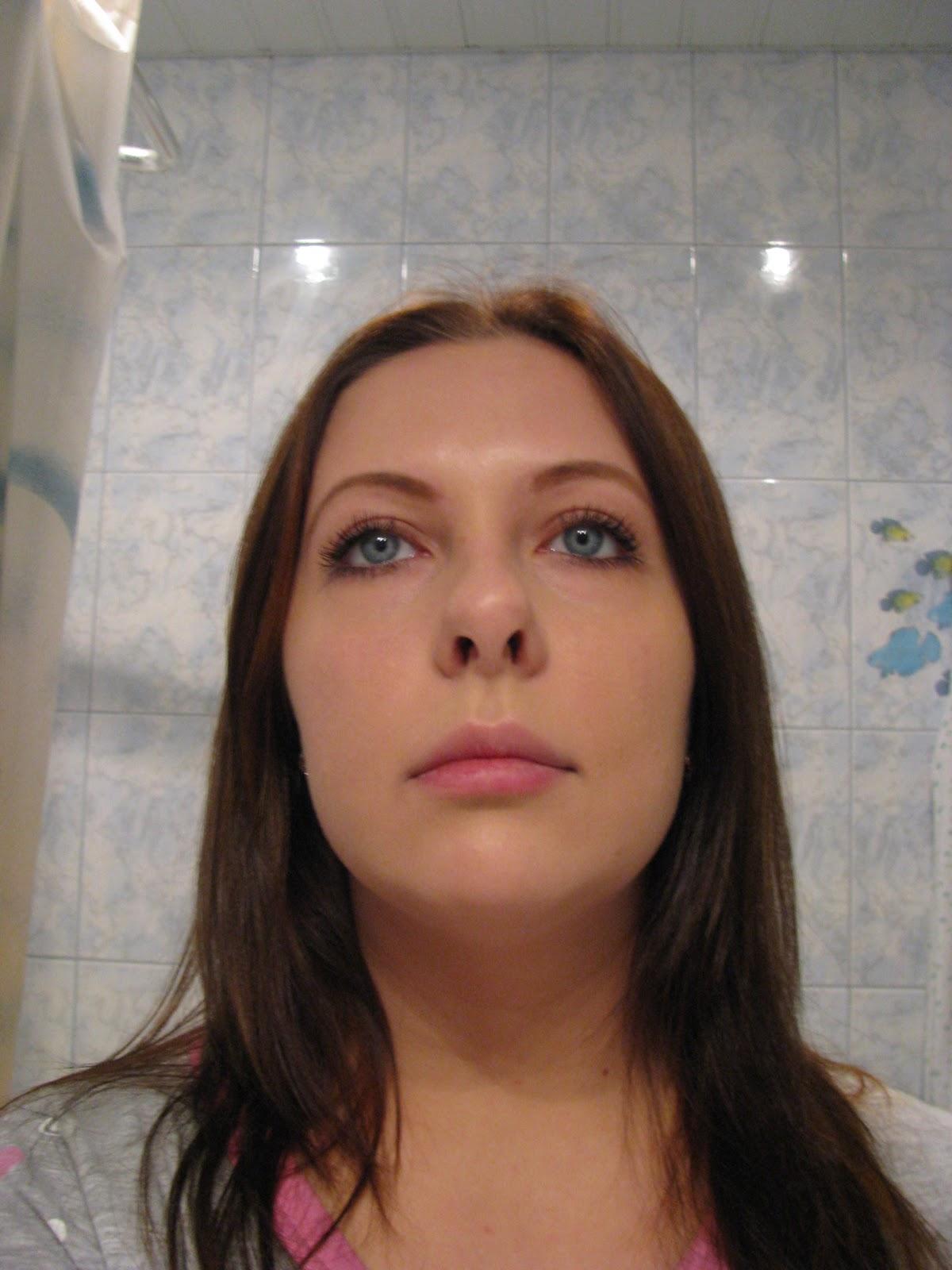 Макияж для кривого носа фото