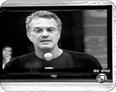 reprodução de TV, publicada no SEGUNDO CADERNO de O GLOBO de 28 de março de 2008