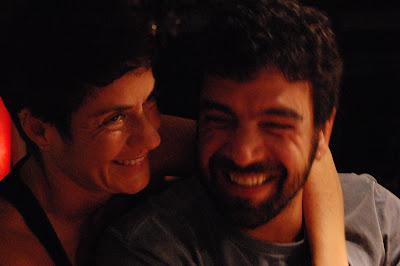 Lina Rivera e Fefê, 19 de novembro de 2007