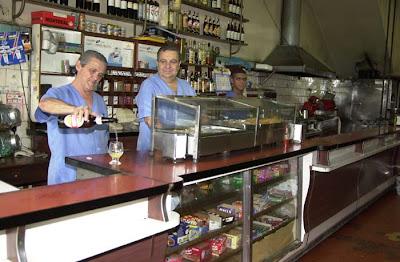Bar Central, distrito de Souzas, Campinas, SP