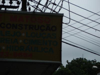 Cristo Redentor visto da rua do Matoso, Tijuca, Rio de Janeiro, RJ, 30 de agosto de 2008