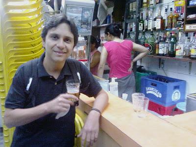 Felipe Quintans (o Felipinho Cereal) no RIO-BRASÍLIA, em 23 de setembro de 2008