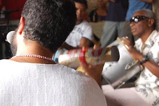 roda de samba com os INIMIGOS DO BATENTE no Ó DO BOROGODÓ, em São Paulo
