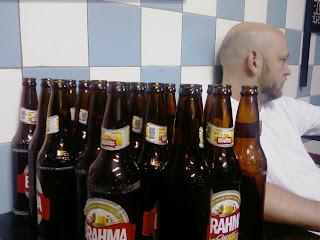 Luiz Antonio Simas no BODE CHEIROSO em 28 de maio de 2009, fotografia de Felipe Quintans