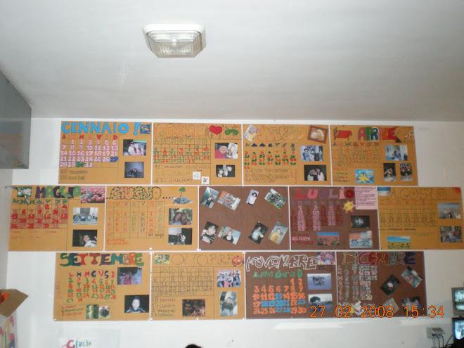 Calendario MURETTO 2008