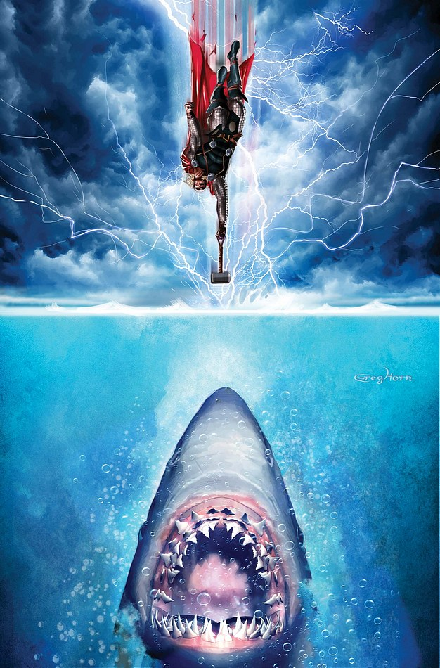 Thor Like Movies Like in The Movie Poster