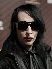 Marilyn manson, con influenza??