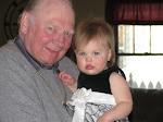 Hannah & Grandpa Jack
