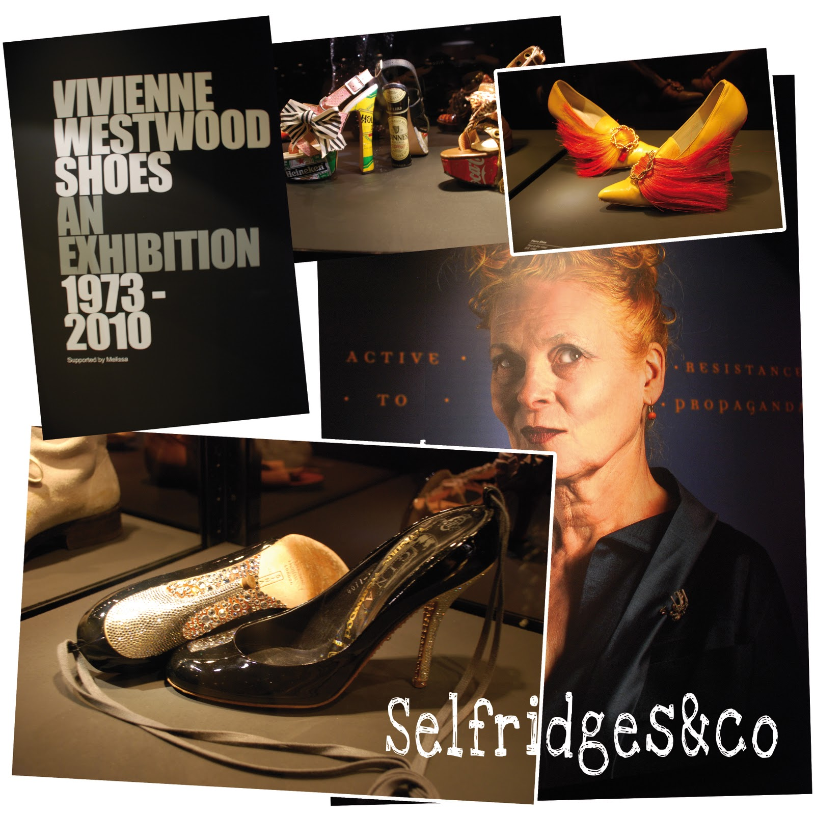 Vivienne Westwood Shoes An Exhibition 1973-2010 - Paperblog