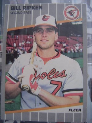 He was in town to announce that his company, Ripken Baseball, had purchased