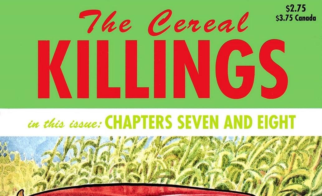 Media Potluck The Cereal Killings 1992 1995