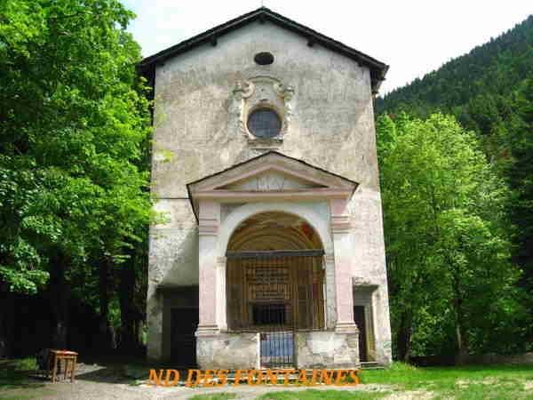 Le promeneur du 68 la chapelle sixtine des alpes maritimes for Exterieur chapelle sixtine