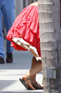 Ali Larter upskirt photo