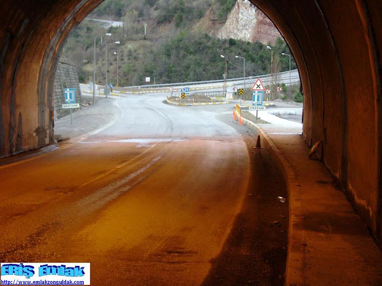 Kozlu İlk Tünel Çıkışı