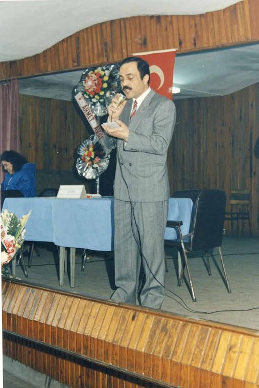 Genel Kurul Açılış Konuşması