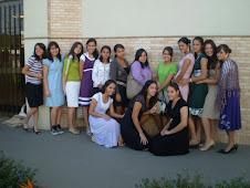 Somos filhas do Pai Celestial que nos ama e nós o amamos...