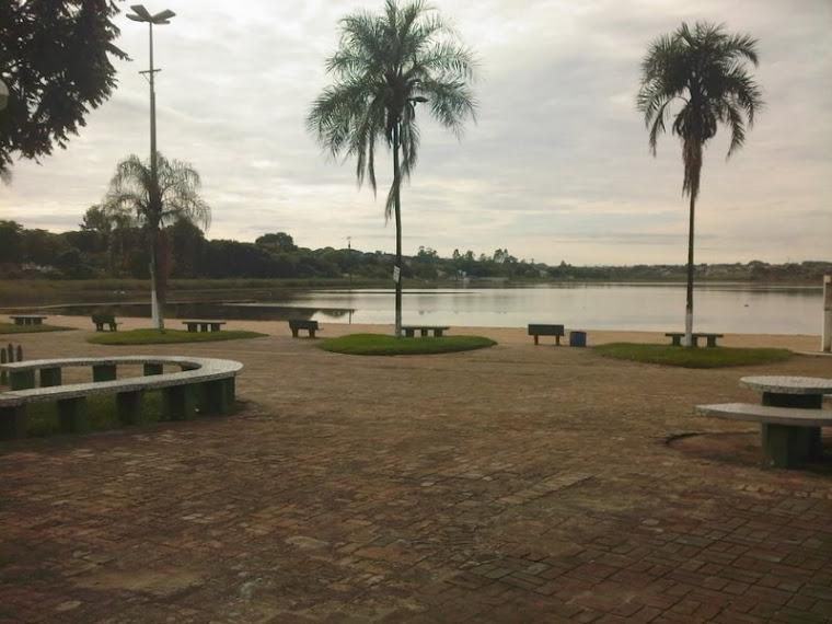 Praia Pública da Lagoa da Prata