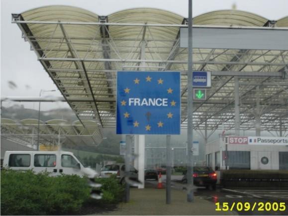 Flávio Madeira em Visita à França