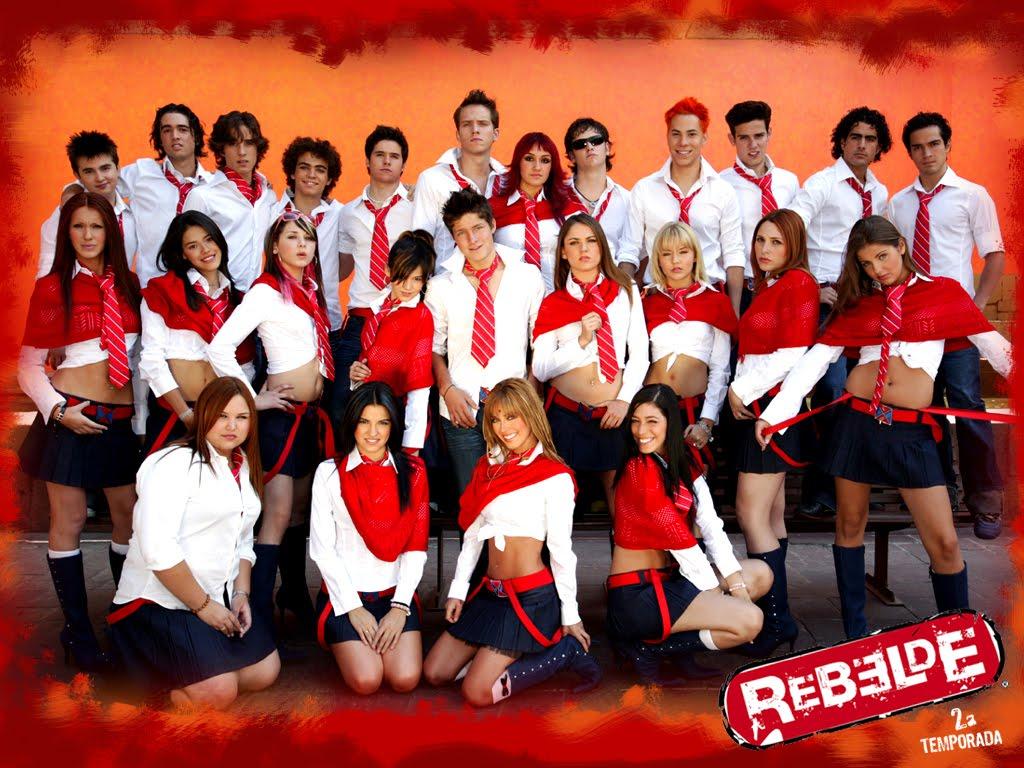 1º Rebelde / Uma Rosa com Amor