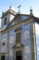 Capela das Almas in Porto Portugal