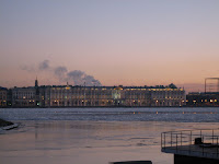 The Hermitage museum in St Petersburg Russia
