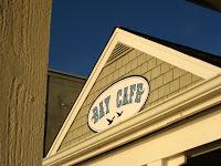 Bay Cafe on Lopez Island in Washington
