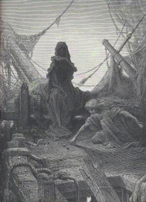 """a sailors spiritual journey in the rime of the ancient mariner by samuel taylor coleridge Samuel taylor coleridge  the sailors blamed the mariner for their plight and hung  """"the rime of the ancient mariner"""" is written in loose, short ballad ."""