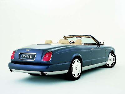Rank Bentley Car Pictures Used Bentley Arnage Drophead Coupe