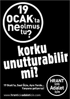 Hrant için...