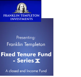 Franklin Templeton Fixed Tenure Fund FTFTF