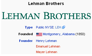 Lehman Brothers Bonds Bankruptcy