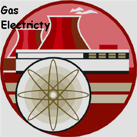 Gas Electricity