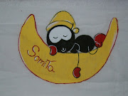 pintura em fralda. Faniquita. Pintura que fiz para Somita Tamita bebezinha .